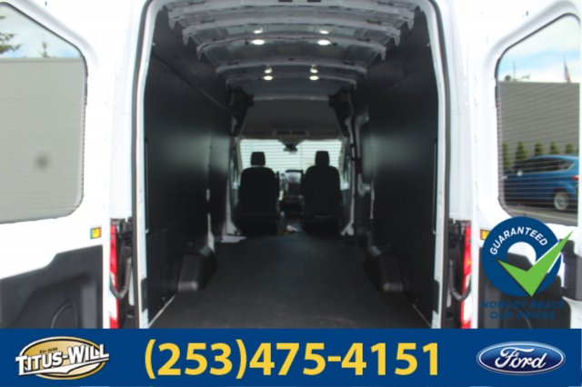 2018 Transit 350 High Roof 4x2,  Empty Cargo Van #F80900 - photo 2