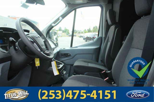 2018 Transit 350 High Roof 4x2,  Empty Cargo Van #F80900 - photo 17