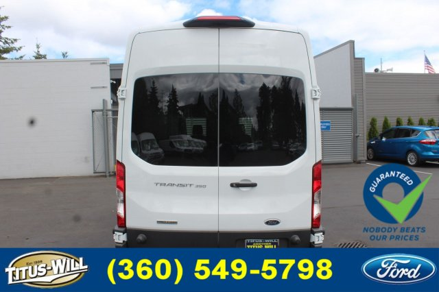 2018 Transit 350 High Roof 4x2,  Empty Cargo Van #F80900 - photo 10