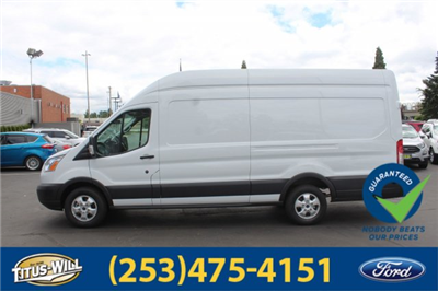 2018 Transit 350 High Roof 4x2,  Empty Cargo Van #F80900 - photo 9