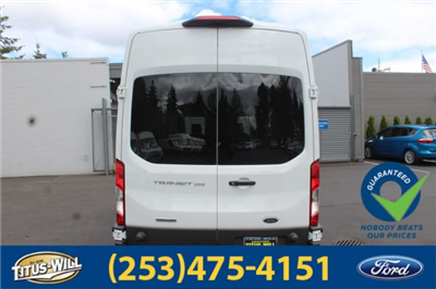 2018 Transit 350 High Roof 4x2,  Empty Cargo Van #F80900 - photo 11
