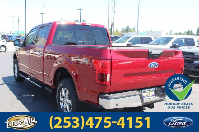 2018 F-150 SuperCrew Cab 4x4,  Pickup #F80952 - photo 2