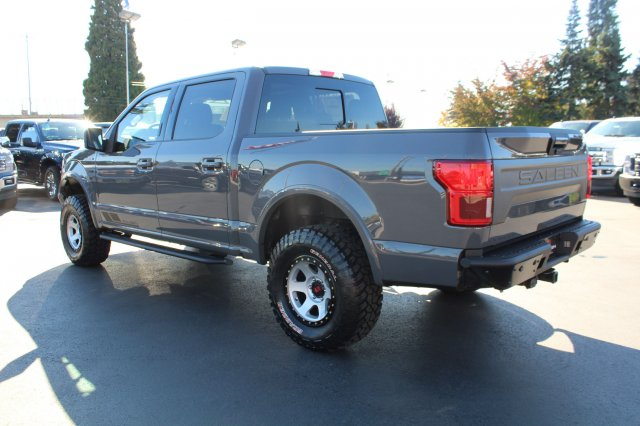2018 F-150 SuperCrew Cab 4x4,  Pickup #F80963 - photo 2