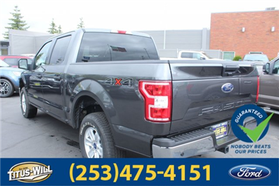 2018 F-150 SuperCrew Cab 4x4,  Pickup #F81001 - photo 2