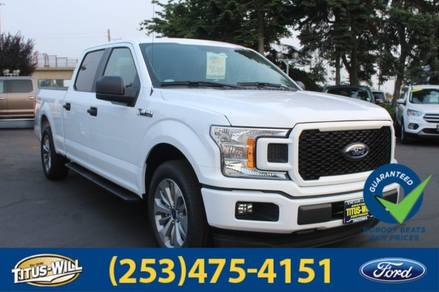 2018 F-150 SuperCrew Cab 4x2,  Pickup #F81056 - photo 3
