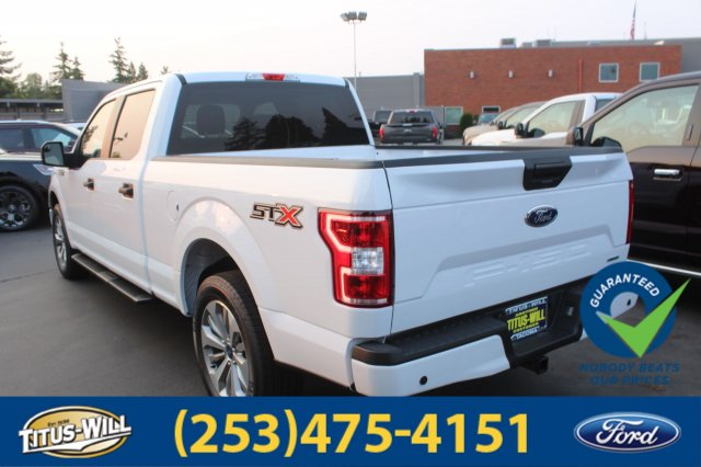 2018 F-150 SuperCrew Cab 4x2,  Pickup #F81056 - photo 2