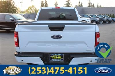 2018 F-150 SuperCrew Cab 4x2,  Pickup #F81056 - photo 10