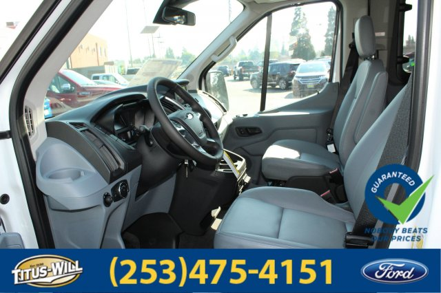 2018 Transit 150 Med Roof 4x2,  Passenger Wagon #F81161 - photo 14