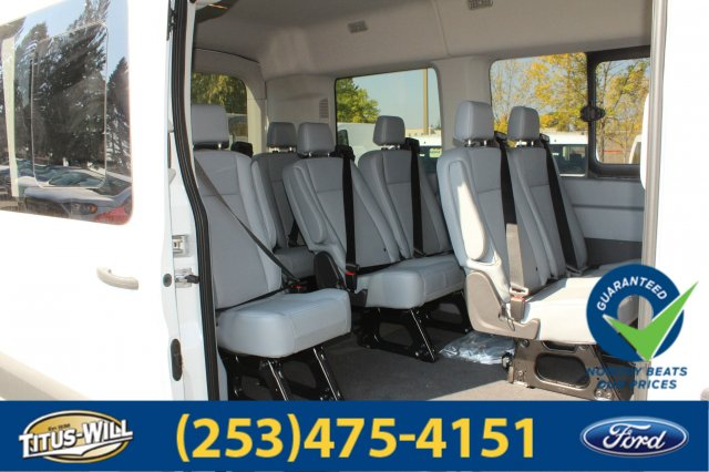 2018 Transit 150 Med Roof 4x2,  Passenger Wagon #F81161 - photo 15