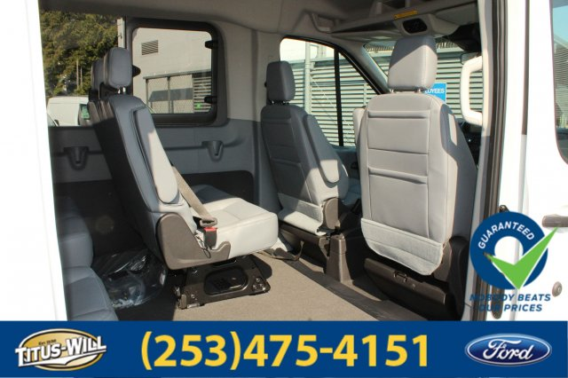 2018 Transit 150 Med Roof 4x2,  Passenger Wagon #F81161 - photo 16