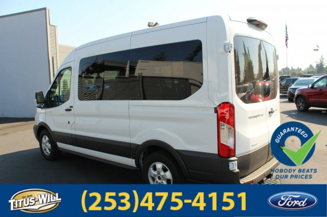 2018 Transit 150 Med Roof 4x2,  Passenger Wagon #F81161 - photo 5