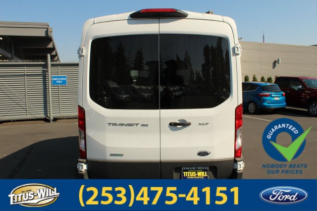 2018 Transit 150 Med Roof 4x2,  Passenger Wagon #F81161 - photo 7