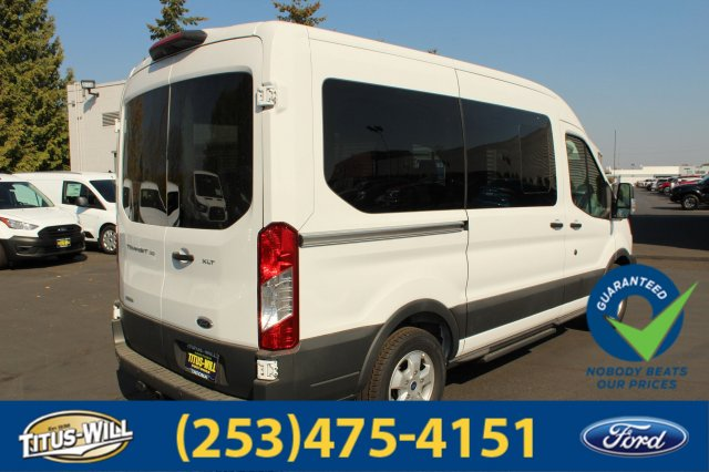 2018 Transit 150 Med Roof 4x2,  Passenger Wagon #F81161 - photo 9