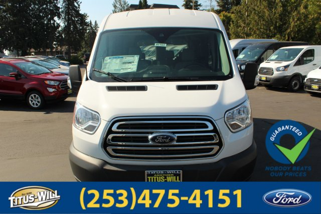 2018 Transit 150 Med Roof 4x2,  Passenger Wagon #F81161 - photo 6