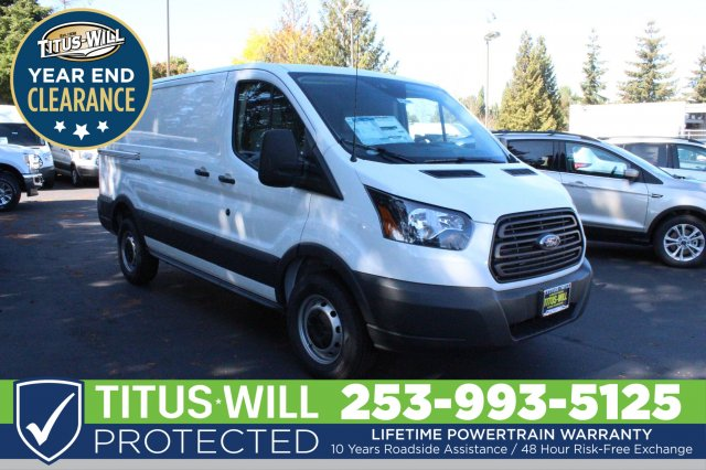 2018 Transit 250 Low Roof 4x2,  Empty Cargo Van #F81206 - photo 3