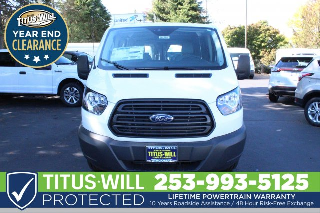 2018 Transit 250 Low Roof 4x2,  Empty Cargo Van #F81206 - photo 7