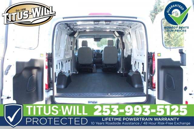 2018 Transit 250 Low Roof 4x2,  Empty Cargo Van #F81206 - photo 2