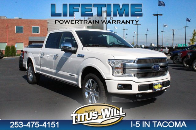 2018 F-150 SuperCrew Cab 4x4,  Pickup #F81244 - photo 3