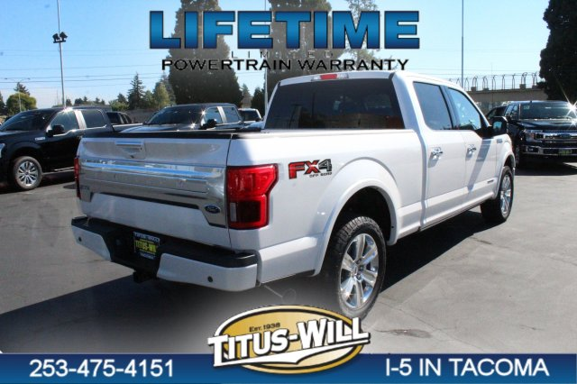 2018 F-150 SuperCrew Cab 4x4,  Pickup #F81244 - photo 10