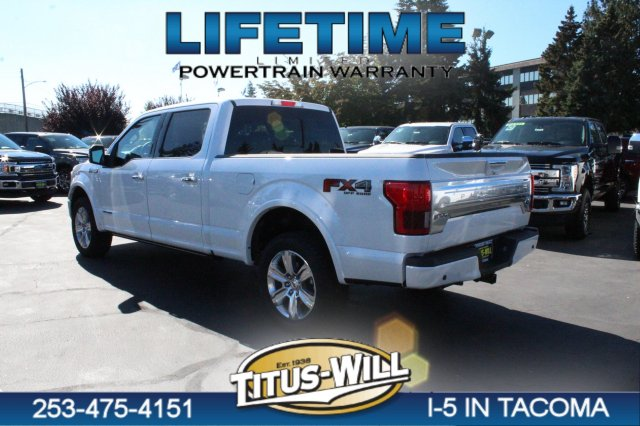 2018 F-150 SuperCrew Cab 4x4,  Pickup #F81244 - photo 2
