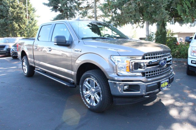 2018 F-150 SuperCrew Cab 4x4,  Pickup #F81254 - photo 3