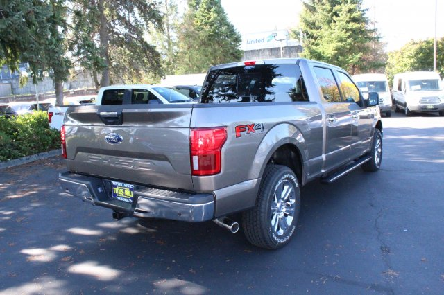 2018 F-150 SuperCrew Cab 4x4,  Pickup #F81254 - photo 11