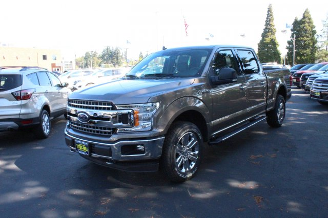 2018 F-150 SuperCrew Cab 4x4,  Pickup #F81254 - photo 1