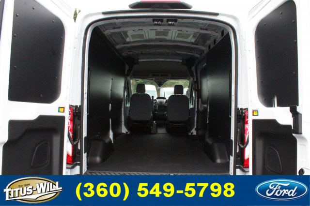 2018 Transit 350 Med Roof 4x2,  Empty Cargo Van #F81272 - photo 2