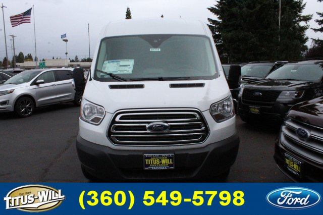 2018 Transit 350 Med Roof 4x2,  Empty Cargo Van #F81272 - photo 4