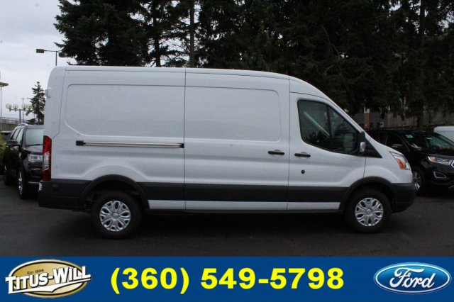 2018 Transit 350 Med Roof 4x2,  Empty Cargo Van #F81272 - photo 10