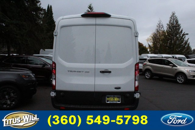 2018 Transit 350 Med Roof 4x2,  Empty Cargo Van #F81272 - photo 7