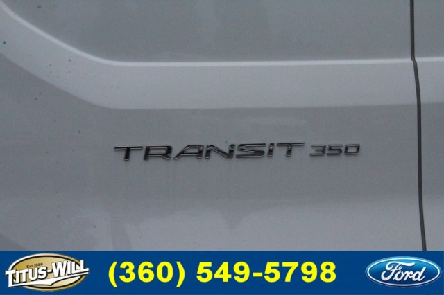 2018 Transit 350 Med Roof 4x2,  Empty Cargo Van #F81272 - photo 9