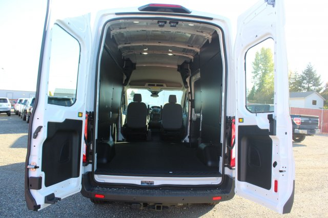 2018 Transit 250 Med Roof 4x2,  Empty Cargo Van #F81277 - photo 2