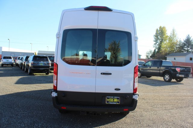 2018 Transit 250 Med Roof 4x2,  Empty Cargo Van #F81277 - photo 7