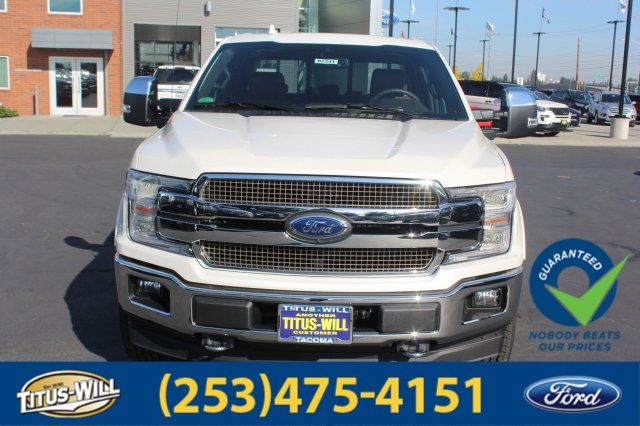 2018 F-150 SuperCrew Cab 4x4,  Pickup #F81341 - photo 4