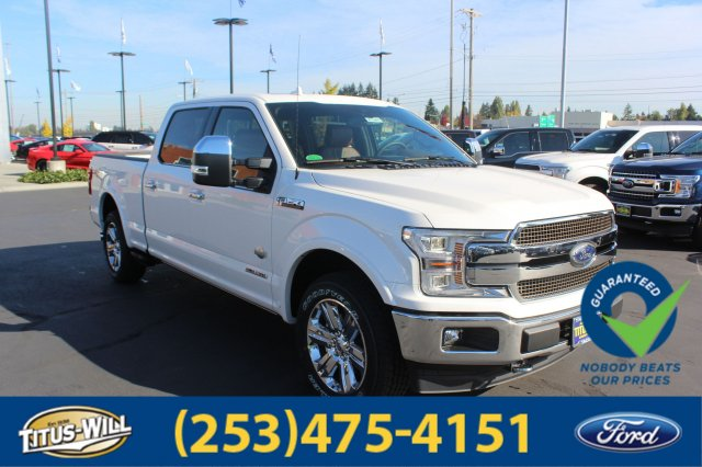 2018 F-150 SuperCrew Cab 4x4,  Pickup #F81341 - photo 9