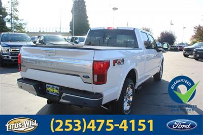 2018 F-150 SuperCrew Cab 4x4,  Pickup #F81341 - photo 12