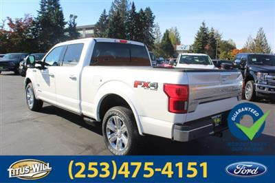2018 F-150 SuperCrew Cab 4x4,  Pickup #F81341 - photo 2