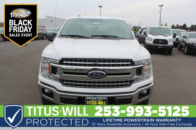 2018 F-150 Super Cab 4x4,  Pickup #F81345 - photo 4
