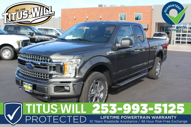 2018 F-150 Super Cab 4x4,  Pickup #F81347 - photo 1