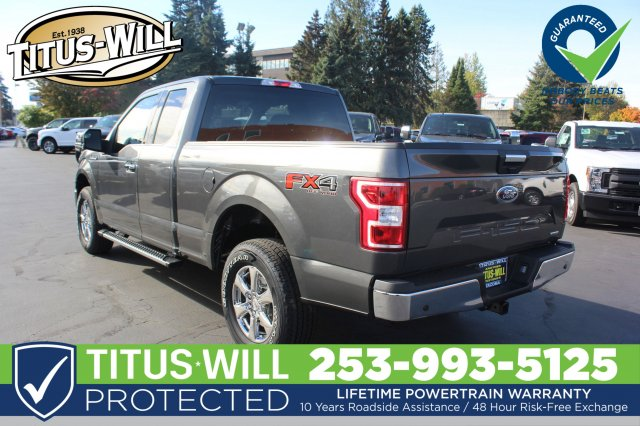 2018 F-150 Super Cab 4x4,  Pickup #F81347 - photo 2