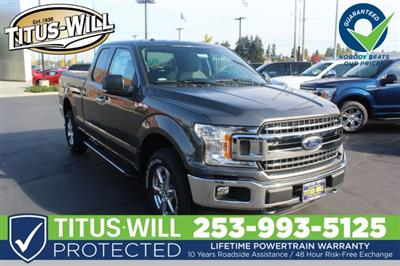 2018 F-150 Super Cab 4x4,  Pickup #F81347 - photo 9