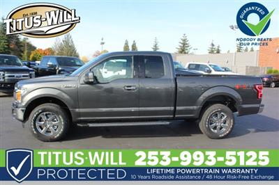 2018 F-150 Super Cab 4x4,  Pickup #F81347 - photo 3