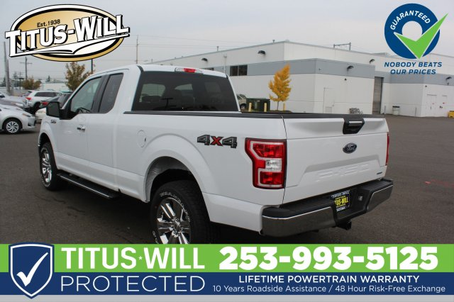 2018 F-150 Super Cab 4x4,  Pickup #F81348 - photo 2