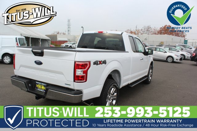 2018 F-150 Super Cab 4x4,  Pickup #F81348 - photo 12