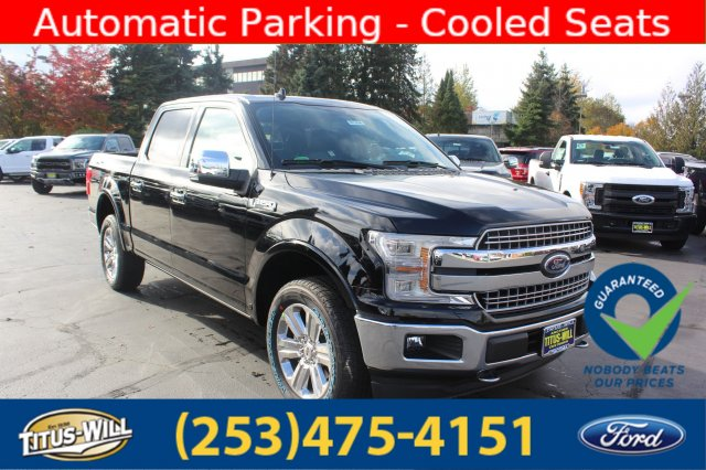 2018 F-150 SuperCrew Cab 4x4,  Pickup #F81398 - photo 3