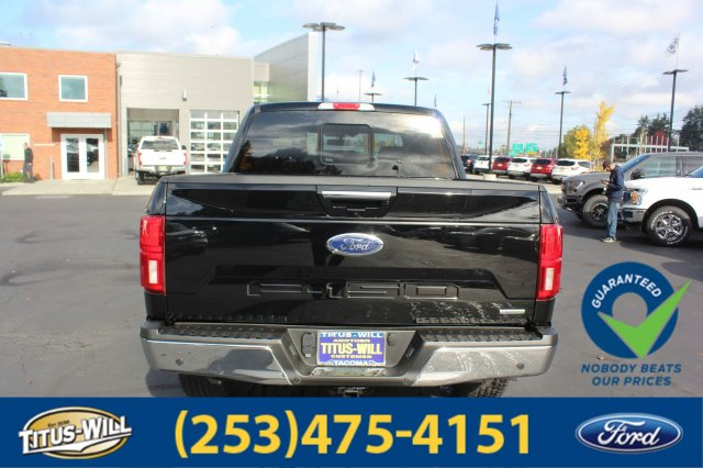 2018 F-150 SuperCrew Cab 4x4,  Pickup #F81398 - photo 10