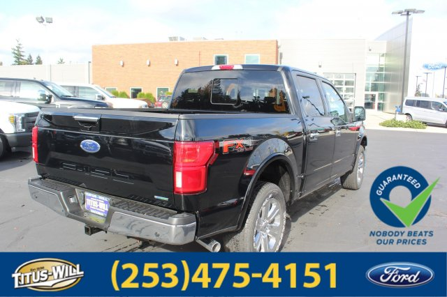 2018 F-150 SuperCrew Cab 4x4,  Pickup #F81398 - photo 12