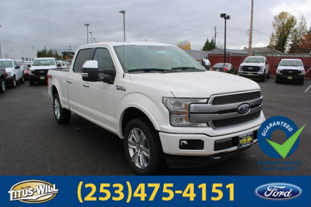 2018 F-150 SuperCrew Cab 4x4,  Pickup #F81408 - photo 3