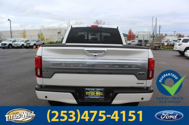 2018 F-150 SuperCrew Cab 4x4,  Pickup #F81408 - photo 10